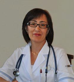 Башанова Шахида Рахмоновна